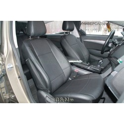 Авточехлы BM для Daewoo Gentra в Краснодаре