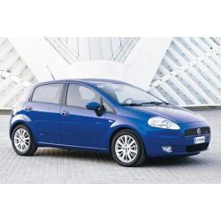 Авточехлы BM для Fiat Grande Punto в Краснодаре