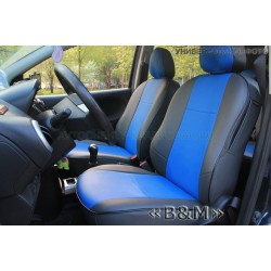 Авточехлы BM для Hyundai Getz в Краснодаре