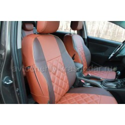 Авточехлы BM для Kia Sportage 3 New (с 2010) в Краснодаре