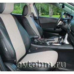 Авточехлы BM в Краснодаре на Mazda 3 с 2013 года