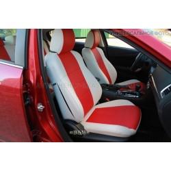 Авточехлы BM для Mitsubishi Lancer 10 (Sportback) в Краснодаре
