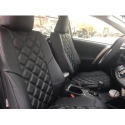 Авточехлы BM для Toyota RAV4 |4 поколение| (с 2013) в Краснодаре