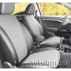 Авточехлы BM в Краснодаре на Lada Vesta