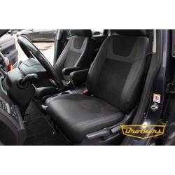 Авточехлы Brothers для Honda CR-V 3 (2007-2012)