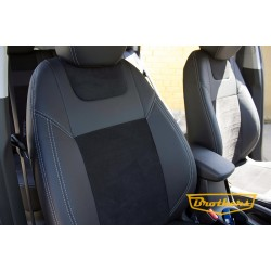 Авточехлы Brothers для Hyundai Creta (2016+)