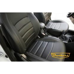 Авточехлы Brothers для Hyundai Solaris Хетчбэк