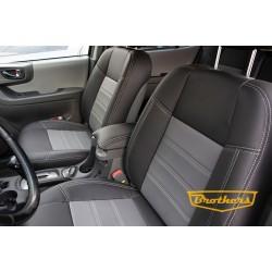 Авточехлы Brothers для Hyundai Santa Fe classic (Тагаз)