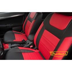 Авточехлы Brothers для Mitsubishi Lancer 10 (Седан)