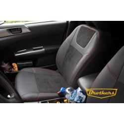 Авточехлы Brothers для Subaru Forester 3 (2008-2013)