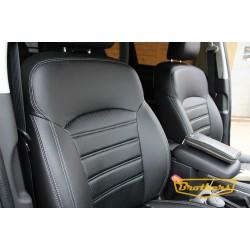 Авточехлы Brothers для Subaru Forester 4 (с 2012 г.)