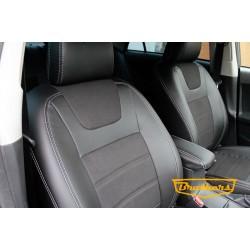 Авточехлы Brothers для Toyota Corolla 10 E150 (2006-2012)