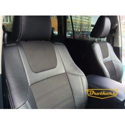 Авточехлы Brothers для Toyota Land Cruiser Prado 150