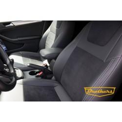 Авточехлы Brothers для Volkswagen Jetta 6 (с 2010)