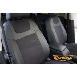 Авточехлы Brothers для Volkswagen Polo 5 (с 2009)