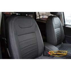 Авточехлы Brothers для Volkswagen Tiguan II (2017+)