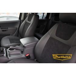 Авточехлы Brothers для Volkswagen Amarok (с 2010)