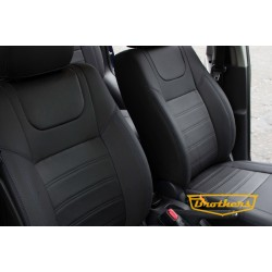 Авточехлы Brothers для Suzuki SX4 - 1 (2006-2013)