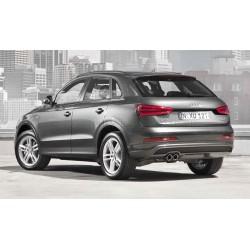 Авточехлы Автопилот для Audi Q3 в Краснодаре