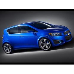 Чехлы на Сиденья Chevrolet Spark