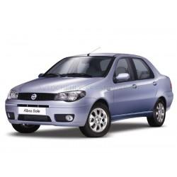 Авточехлы Автопилот для Fiat Albea в Краснодаре