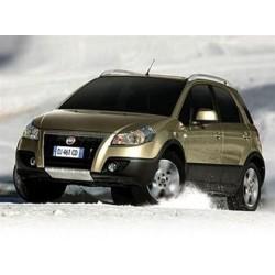 Авточехлы Автопилот для Fiat Sedici в Краснодаре