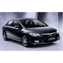 Авточехлы Автопилот для Honda Civic 8 sedan в Краснодаре