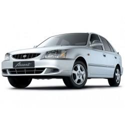 Авточехлы Автопилот для Hyundai Accent в Краснодаре