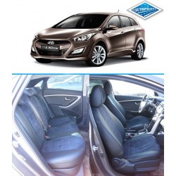 Авточехлы Автопилот для Hyundai i30 2 в Краснодаре