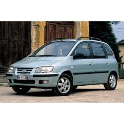Авточехлы BM для Hyundai Matrix в Краснодаре