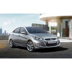 Авточехлы BM для Hyundai Solaris Седан в Краснодаре