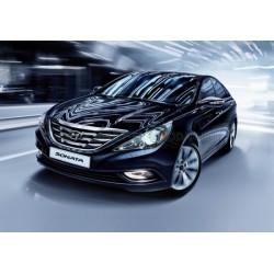 Чехлы на Сиденья Hyundai Sonata 6 (с 2011)