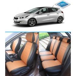 Авточехлы Автопилот для Kia Ceed 2 в Краснодаре