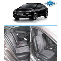 Авточехлы Автопилот для Kia Cerato 3 в Краснодаре