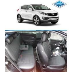 Авточехлы Автопилот для Kia Sportage 3 New в Краснодаре