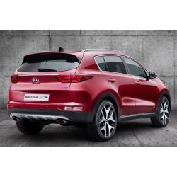 Авточехлы Автопилот для KIA Sportage 4 в Краснодаре