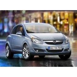 Авточехлы Автопилот для Opel Corsa D в Краснодаре