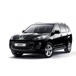 Авточехлы Автопилот для Peugeot 4007 в Краснодаре
