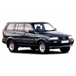 Авточехлы Автопилот для SsangYong Musso в Краснодаре