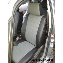 Авточехлы Автопилот для Suzuki SX4 1 в Краснодаре
