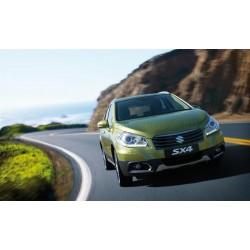 Авточехлы Автопилот для Suzuki SX4 2 в Краснодаре
