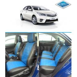 Авточехлы Автопилот для Toyota Corolla 11 E170 в Краснодаре