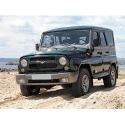 Авточехлы Автопилот для УАЗ Хантер в Краснодаре