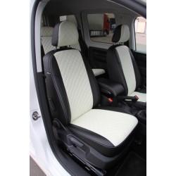 Авточехлы Автопилот для Volkswagen Caddy IV (2015+) в Краснодаре
