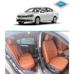 Авточехлы Автопилот для Volkswagen Passat B7 в Краснодаре