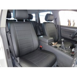 Авточехлы Автопилот для Volkswagen Touareg 1 в Краснодаре