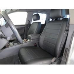Авточехлы Автопилот для Volkswagen Touareg 2 в Краснодаре