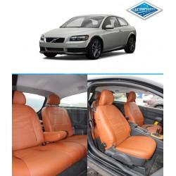 Авточехлы Автопилот для Volvo C30 в Краснодаре