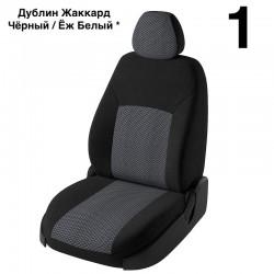 Авточехлы Жаккард для Hyundai Elantra 4 HD (2006-2010)